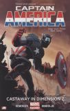 Captain America (2013) TPB 01: Castaway in Dimension Z