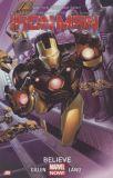 Iron Man (2013) TPB 01: Believe