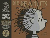 Die Peanuts Werkausgabe 16: Tages- & Sonntags-Strips 1981-1982
