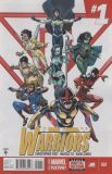 New Warriors (2014) 01