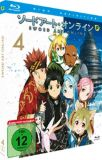 Sword Art Online Vol. 4 [Blu-ray]