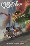 Rat Queens (2013) TPB 01: Sass and Sorcery