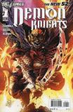 Demon Knights (2011) 01