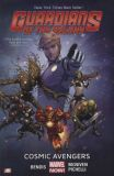 Guardians of the Galaxy (2013) TPB 01: Cosmic Avengers