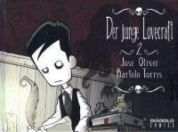 Der junge Lovecraft 02