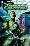Green Lantern Sonderband (2006) 35: Aufbruch ins Unbekannte