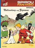 Spirou und Fantasio Spezial 18: Notlandung auf Zigomus