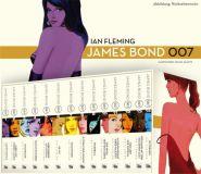James Bond Gesamtbox: Schuber gefüllt mit den Bänden 1-14