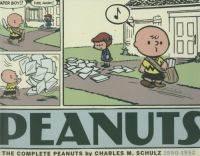 The Complete Peanuts 01: Dailies & Sundays 1950 to 1952 TPB