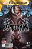 100th Anniversary: Spider-Man (2014) 01
