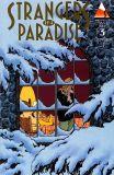 Strangers in Paradise (1994) 03 [Gold Logo Variant Cover]