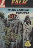 Falk, Ritter ohne Furcht und Tadel (1963) 107: In den Abgrund geworfen