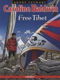 Caroline Baldwin (2001) 14: Free Tibet
