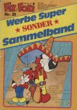Fix und Foxi (1953) Werbe-Super-Sonder-Sammelband 21