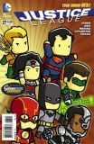 Justice League (2011) 27 [Scribblenauts Variant]