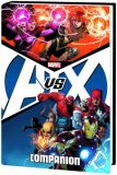 Avengers vs. X-Men (2012) Companion HC