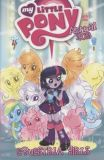 My Little Pony Annual (2013) 01: Equestria Girls [Incentive Cover]