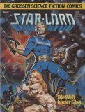 Die grossen Science-Fiction-Comics (1980) 02: Star-Lord: Die Welt hinter Glas