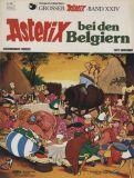 Asterix (1968) 24: Asterix bei den Belgiern [1. Auflage]