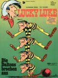 Lucky Luke HC 17: Die Daltons brechen aus
