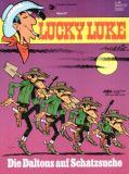 Lucky Luke HC 27: Die Daltons auf Schatzsuche