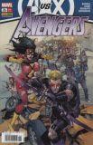 Avengers (2011) 26: Avengers vs. X-Men