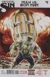 Original Sin (2014) 03.1: Hulk vs. Iron Man