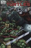 Teenage Mutant Ninja Turtles (2011) 35 [Kevin Eastman Fan Club SDCC Variant]