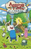 Adventure Time 01 mit Finn & Jake