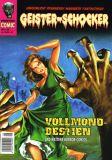Geister-Schocker 09: Vollmondbestien und weitere Horror-Comics
