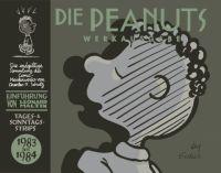 Die Peanuts Werkausgabe 17: Tages- & Sonntags-Strips 1983-1984