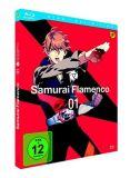 Samurai Flamenco Vol. 01 [Blu-ray]