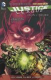 Justice League (2012) TPB 04: The Grid