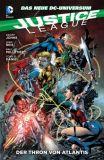 Justice League (2012) TPB 03: Der Thron von Atlantis HC