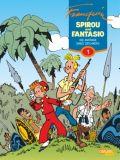 Spirou und Fantasio Gesamtausgabe 01: Die Anfänge eines Zeichners
