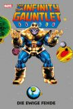 The Infinity Gauntlet: Die ewige Fehde! (2017) Metal Edition HC