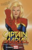 Captain Marvel (2014) TPB 01: Higher, further, faster, more