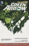 Green Arrow (2011) TPB 05: The Outsiders War