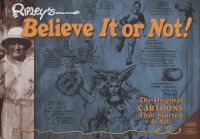 Ripleys's Believe It or Not! The Original Daily Cartoons HC 01: 1929-1930