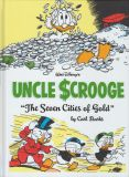 Uncle Scrooge by Carl Barks HC 2: The Seven Cities of Gold