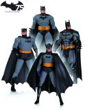 75 Years of Batman - Action Figure Collector Set [4 Figuren in Geschenkverpackung]