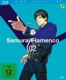 Samurai Flamenco Vol. 02 [Blu-ray]