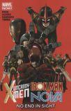 Uncanny X-Men/Nova/Iron Man: No End in Sight TPB