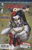 Harley Quinn (2013) Annual 01