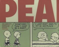 The Complete Peanuts Schuber: Dailies & Sundays 1950 to 1954 [Softcover]