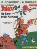Asterix Mundart (1996) 06: De Rose unds Schwärd (Asterix off säggsch)