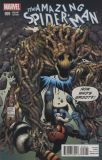 Amazing Spider-Man (2014) 09: Spider-Verse (Rocket Racoon & Groot Variant Cover)