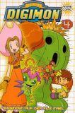 Digimon Anime Comic 04: Showdown auf der File Insel
