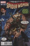 Spider-Woman (2014) 01: Spider-Verse [Rocket Raccoon & Groot Variant Cover]