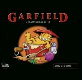 Garfield Gesamtausgabe 18: 2012 - 2014